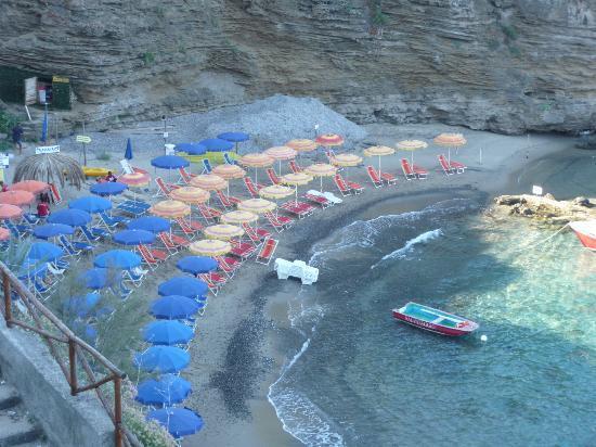Albergo Miramare: Spiaggia alternativa