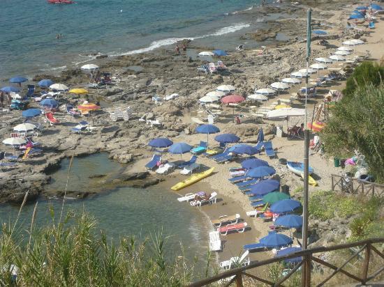 Albergo Miramare: Spiaggia dell'Hotel