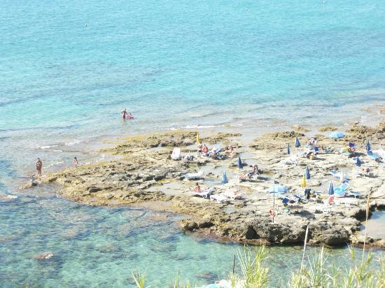 Albergo Miramare: Spiaggia Scogli