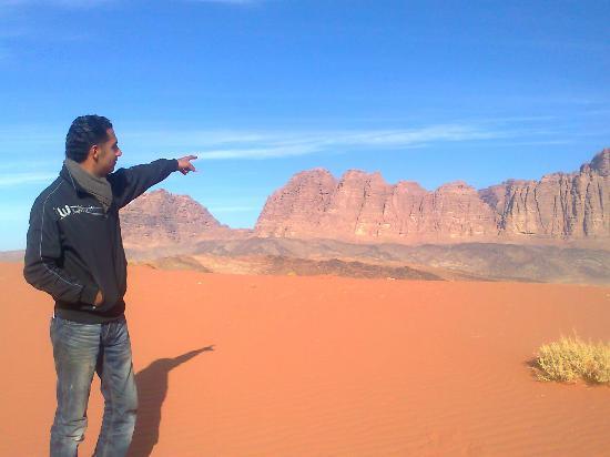 Wadi Rum Team: وادي رم