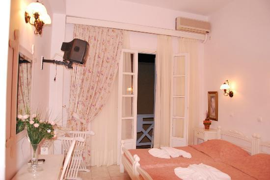 Hotel Kymata: Habitación