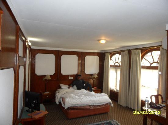 Kathmandu Guest House: AC rooms 