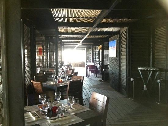 La Piscine La Grande Motte Restaurant