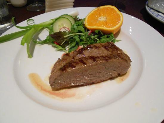 Novecento: fillet steak