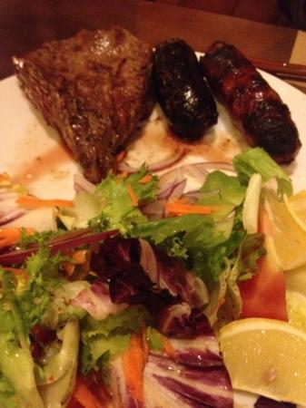 La Chacha Barcelona: carne
