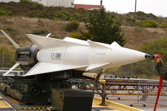 Nike Missile Site SF-88: Nike Missile