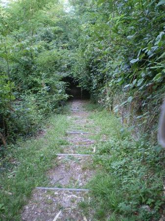 Asnigo Hotel : sentiero