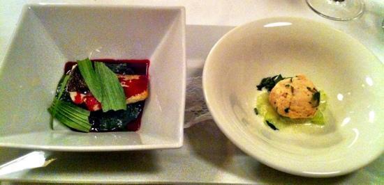 Gourmet Gasthaus Freyenstein: fish
