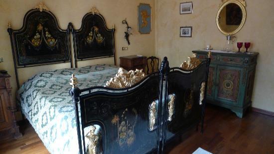B&B Parioli Garden : Vue de la chambre