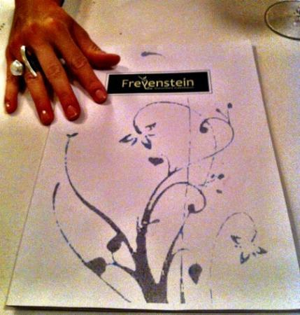 Gourmet Restaurants Freyenstein: menu
