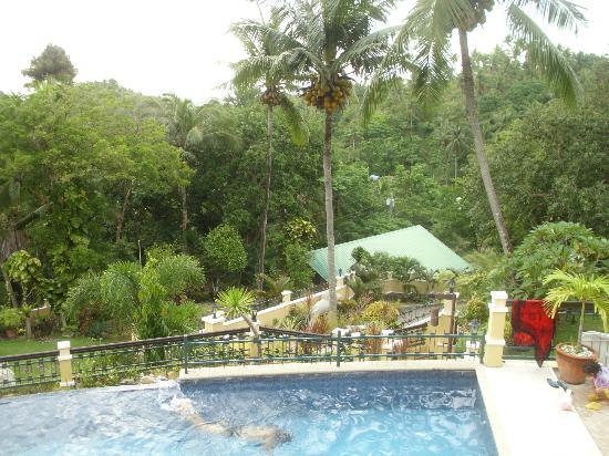 The Manor at Puerto Galera: another view