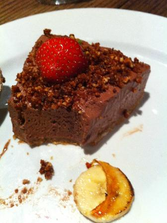 Nico's Bistro and Bar: Chocolate mousse