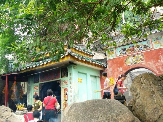 A-Ma Temple (Ma Kok Miu): Temple Entrance 2