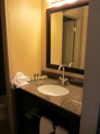 Prestige Beach House: Sink area