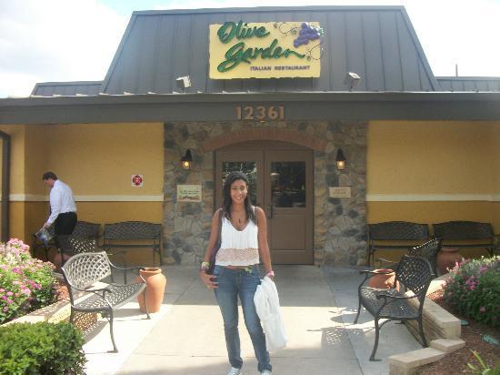 Salad Bowl Starter Picture Of Olive Garden Orlando Tripadvisor