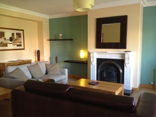 Mount Wolseley Hotel, Spa & Golf Resort: sitting room