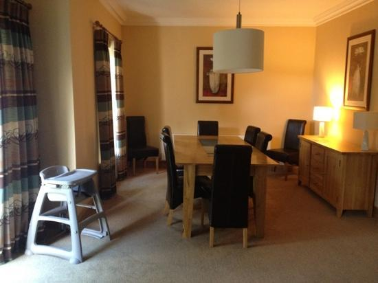 Mount Wolseley Hotel, Spa & Golf Resort: dining area