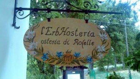 Badia Tedalda, Italie: L'Erbhosteria a Rofelle