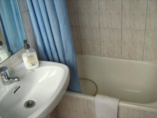 Hostal Casa Bueno: Banheiro
