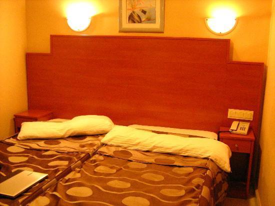 Hotel GIT Casablanca: Quarto