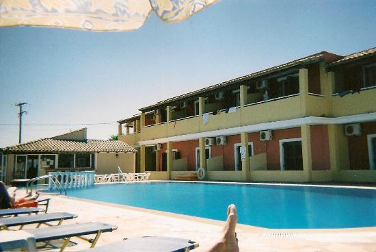 Alexis Apartments Pool