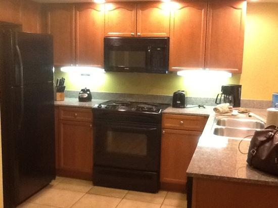 Legacy Vacation Resorts: kitchen
