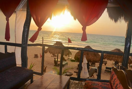 Om Tulum Hotel Cabanas and Beach Club: Om