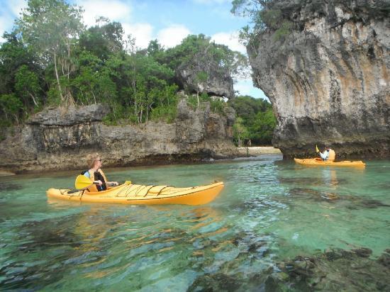 Island Time Kayaking Tours - Day Tours: Amazing scenery