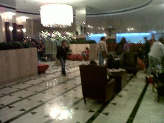 Fiesta Americana Reforma: Lobby