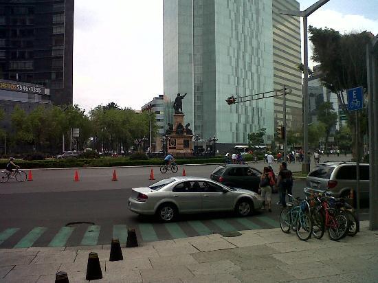 Fiesta Americana Reforma: Av. Reforma