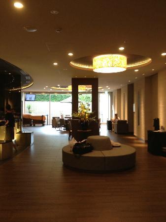 Dormy inn Premium Shibuya Jingumae: lobby