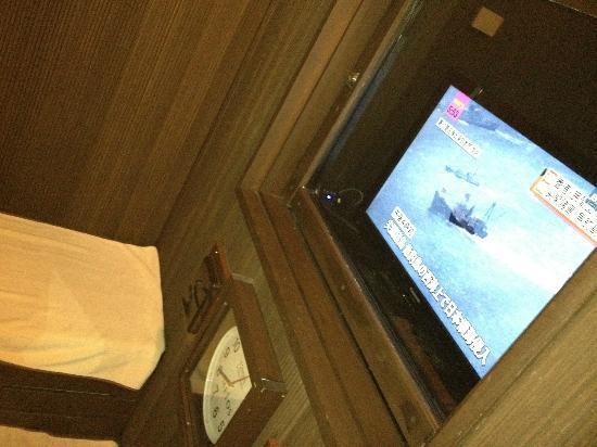 Dormy inn Premium Shibuya Jingumae: spa sauna