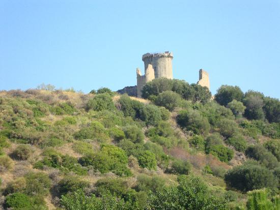 Villa Maredona: Torre Velia (panorama)