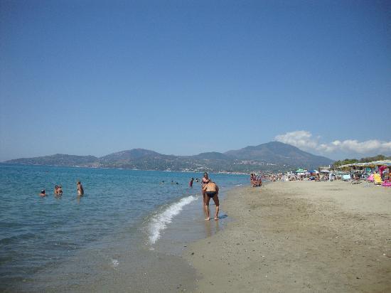 Villa Maredona: Spiaggia