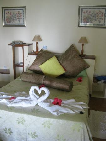 Mango Lodge: Camera da letto 