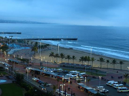 Durban Spa : View from 10th Floor - Indian Ocean