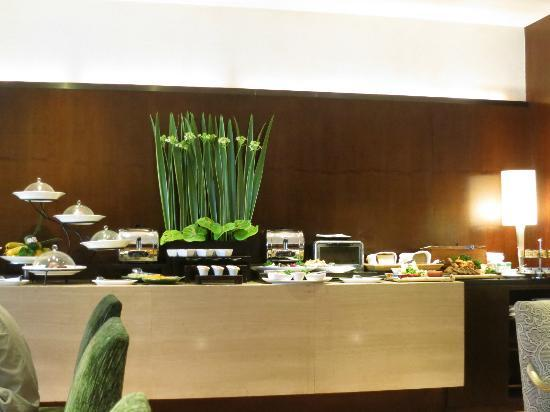 Les Suites Taipei Daan: 朝食