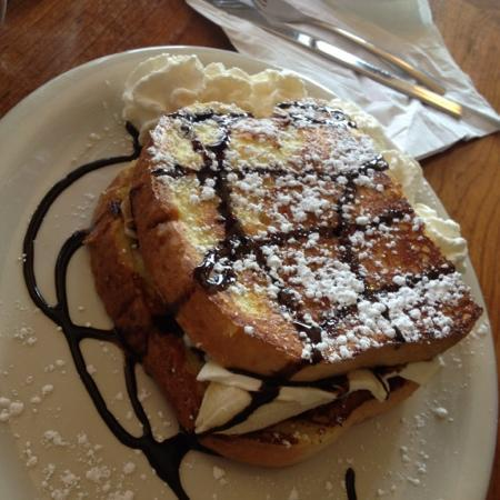 The Nucleus: Stuffed French toast