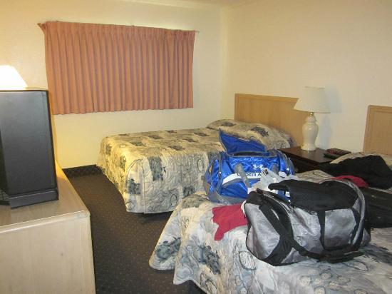 ماريجوت بيتش سويتس: double bedroom
