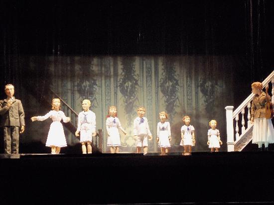 Salzburger Marionetten Theater: Von Trapp Family