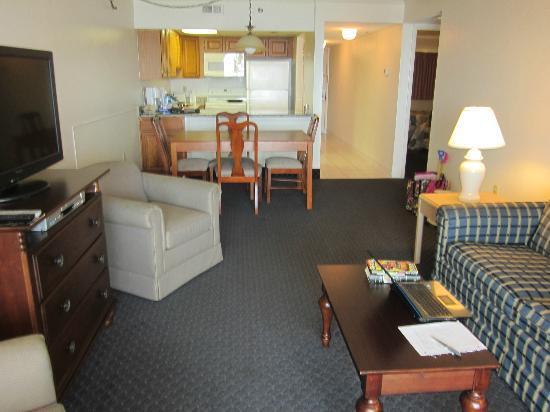 Suite picture of marigot beach suites ocean city - 2 bedroom suites in ocean city md ...