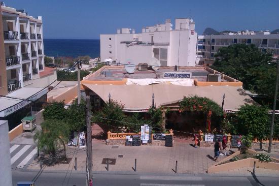 Arcomar Apartments : view