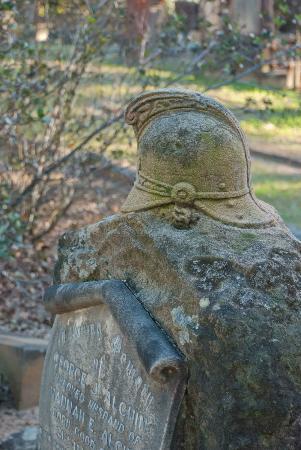 Lidcombe, Australia: Engraving on a gravestone