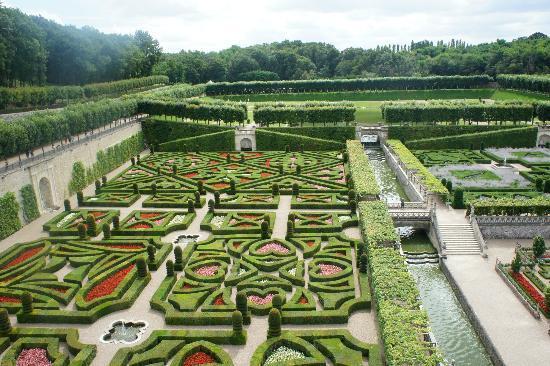 Château de Villandry: Gardens