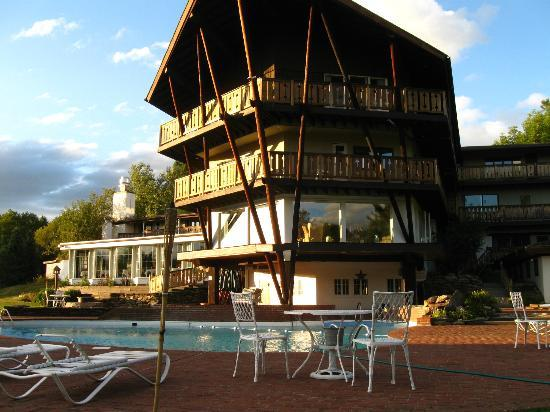 The Stowehof: true mountain get-away