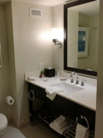 Renaissance Arlington Capital View Hotel: Vanity