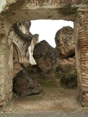 La Recoleccion: Ruins