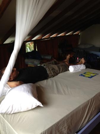 Vista Drake Lodge: Slaapkamer boven