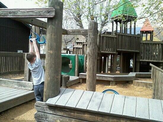 Poteet Park : Best park ever