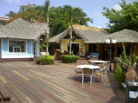 Viva Wyndham Dominicus Palace: The hotel shops